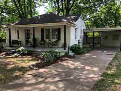 Memphis Single Family Home For Sale: 3565 Southwood