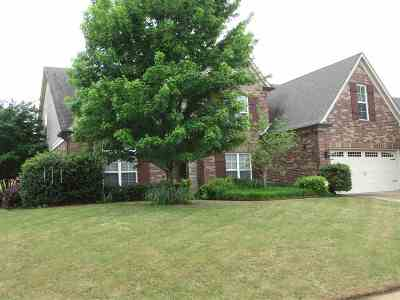 Bartlett Single Family Home For Sale: 8469 Spotted Fawn