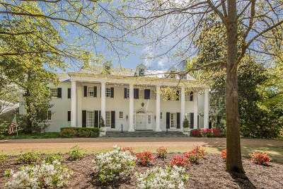 Memphis Single Family Home For Sale: 5996 Manor