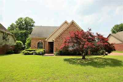 Memphis TN Single Family Home Contingent: $192,500