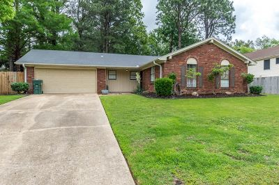 Southaven Single Family Home For Sale: 8208 Buckingham