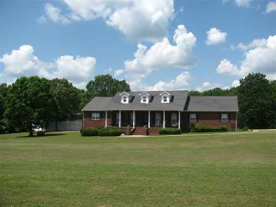 Counce Single Family Home For Sale: 200 Woodchuck
