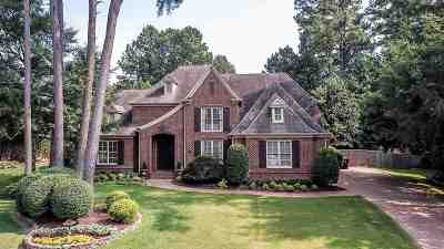 Collierville Single Family Home For Sale: 9983 Bentwood Creek