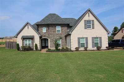 Tipton County Single Family Home For Sale: 157 Buck Trail