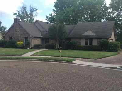 Bartlett Single Family Home Contingent: 5911 S Pamela Ann