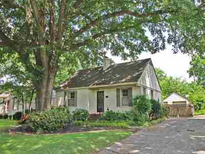 Memphis Single Family Home For Sale: 3644 Charleswood