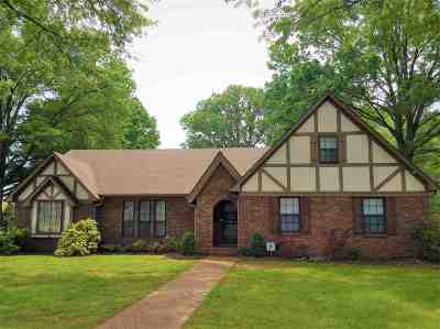 Germantown TN Single Family Home For Sale: $325,000