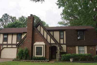 Germantown Single Family Home Contingent: 1652 Rocky Hollow
