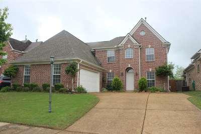 Collierville Single Family Home For Sale: 4639 E Ashglen