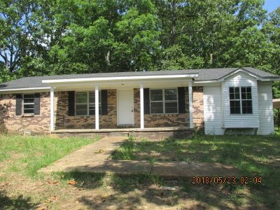 Selmer Single Family Home For Sale: 273 Clay Hill