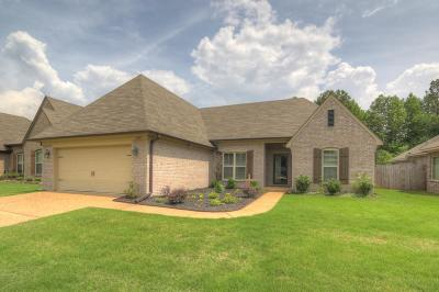 Bartlett Single Family Home For Sale: 7857 Country Lake