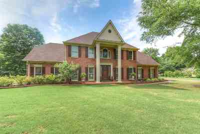 Collierville Single Family Home For Sale: 4739 Mallard Lake