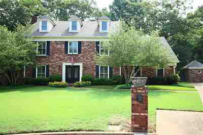 Germantown TN Single Family Home For Sale: $340,000