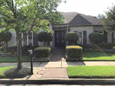 Collierville Single Family Home For Sale: 1928 Laurel