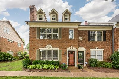 Germantown Condo/Townhouse For Sale: 1679 Kimbrough #1679