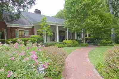 Collierville, Cordova, Germantown, Memphis Single Family Home For Sale: 2509 S Germantown