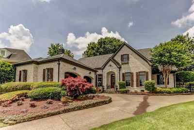 Collierville Single Family Home Contingent: 10254 Old Course