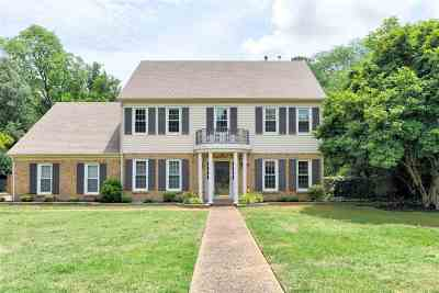 Germantown Single Family Home For Sale: 1648 Miller Farms