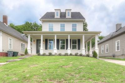 Memphis Single Family Home For Sale: 2100 Courtland