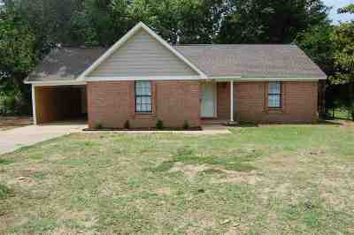 Tipton County Single Family Home For Sale: 377 Tracy
