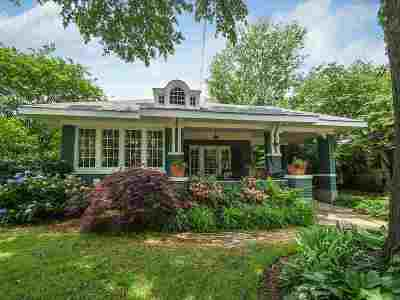 Memphis Single Family Home For Sale: 593 S McLean