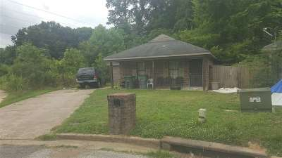 Memphis Single Family Home For Sale: 3565 Russelwood