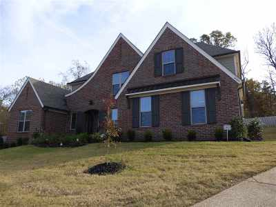 Bartlett Single Family Home For Sale: 4509 Sweethorn