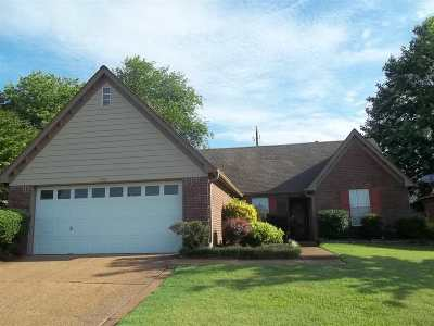 Memphis Single Family Home For Sale: 7552 Spinola