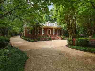 Memphis Single Family Home For Sale: 1200 Oak River