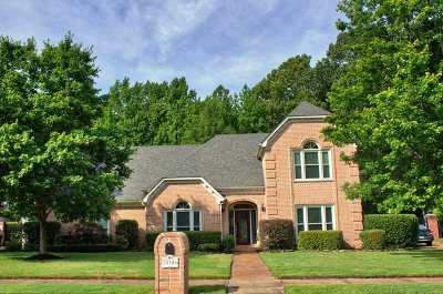 Collierville Single Family Home For Sale: 10395 Shea Woods