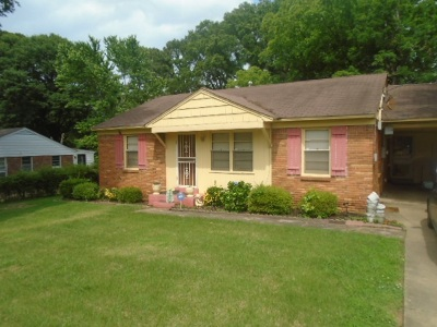 Memphis Single Family Home For Sale: 4932 Hodge
