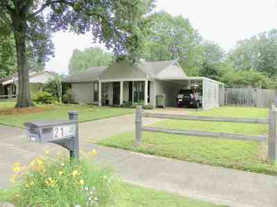Shelby County Single Family Home For Sale: 2144 Bobolink