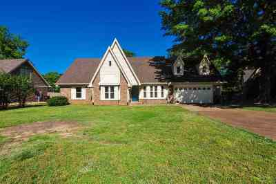 Shelby County Single Family Home For Sale: 540 S Fox Chase