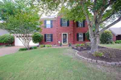 Collierville Single Family Home For Sale: 1469 Wolf Hunt