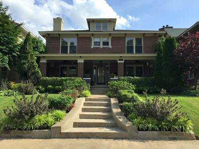 Memphis Single Family Home For Sale: 1825 Galloway