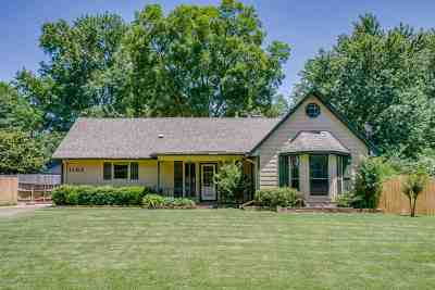 Collierville Single Family Home Contingent: 1102 Greenview