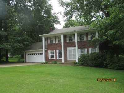Millington Single Family Home For Sale: 4663 Cedar Rose