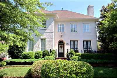 Collierville Single Family Home For Sale: 944 S Colbert