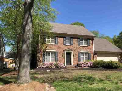 Germantown Single Family Home For Sale: 1948 Alder Branch