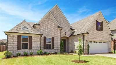 Olive Branch Single Family Home For Sale: 7119 Windswept