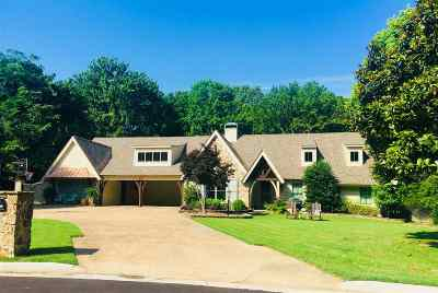 Collierville Single Family Home Contingent: 257 Briarbrook