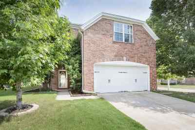 Arlington Single Family Home Contingent: 12158 Misty Trail