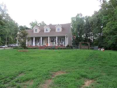 Selmer Single Family Home For Sale: 55 Shelter
