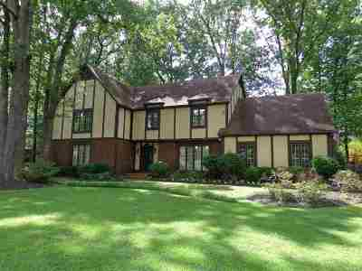 Germantown Single Family Home For Sale: 2777 Hunters Forest