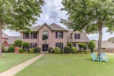 Collierville Single Family Home For Sale: 10530 Larson Bay