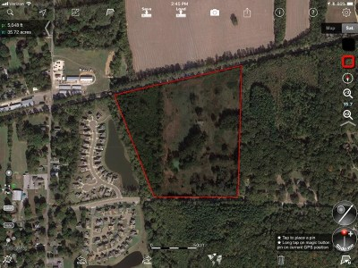 Lakeland Residential Lots & Land For Sale: Old Brownsville