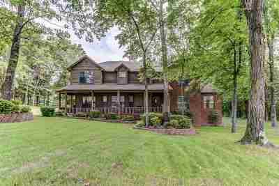 Bartlett Single Family Home For Sale: 8970 Davies Plantation