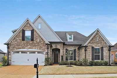 Southaven Single Family Home For Sale: 5607 Pinetree