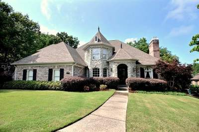 Collierville Single Family Home For Sale: 936 Hardwood View