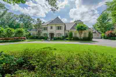 Memphis Single Family Home For Sale: 4722 Gwynne
